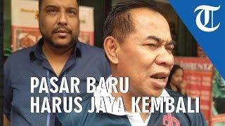 Wakil Wali Kota Jakarta Pusat Ingin Kembalikan Kejayaan Pasar Baru