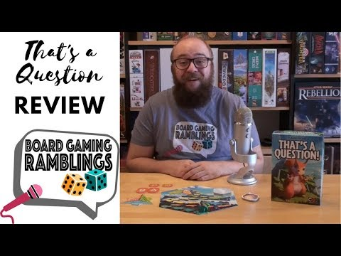 That's a Question Review by Board Gaming Ramblings