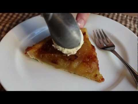 Tarte Tatin Recipe – Easy Caramel Apple Tart