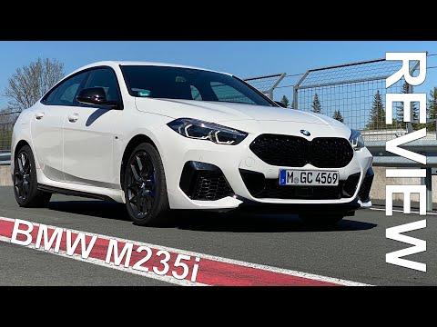 2020 BMW M235i Gran Coupe Fahrbericht Test Review Kaufberatung Deutsch Verbrauch Kosten Probefahrt