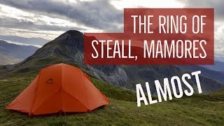 The Ring Of Steall, Mamores, ALMOST | August 2018, On The Adventure Trails  Scotland