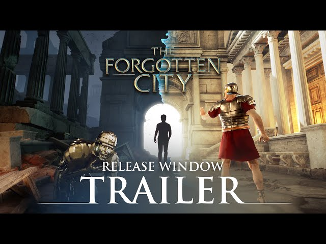 The Forgotten City: Skyrim mod-inspired game arrives in July