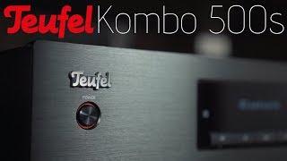 Teufel Kombo 500s - Theater 500s & KB 62 CR Verstärker