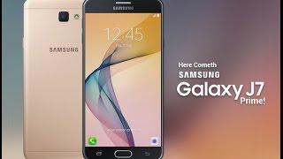 Samsung Galaxy J7 Prime Kutu Açılımı (Unboxing)