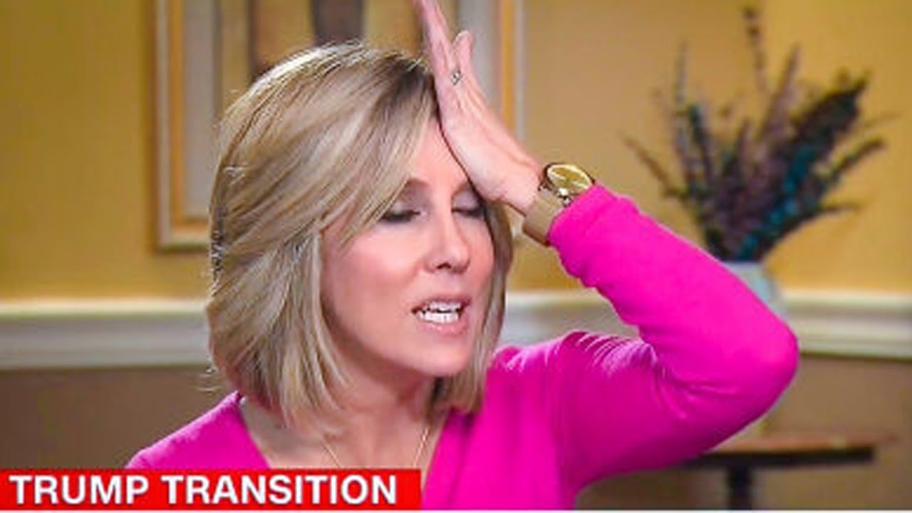 CNN Reporter Can't Handle Trump Supporters' Stupidity thumbnail