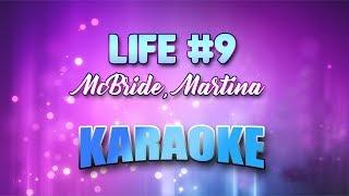 McBride, Martina - Life #9 (Karaoke version with Lyrics)