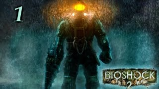 Прохождение Bioshock 2 [Часть 1] - Просыпайся, Дельта!