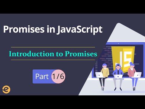 Promises in JavaScript |Overview of Promises (Part 1/6) | Eduonix