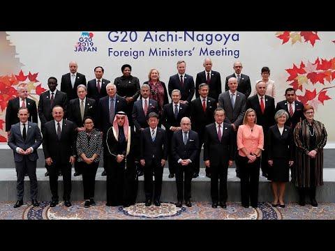 G20: «Πρέπει να εκσυγχρονίσουμε τον Παγκόσμιο Οργανισμό Εμπορίου»…