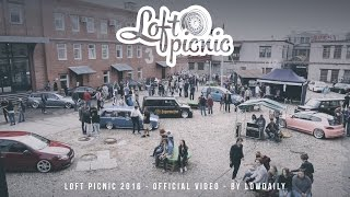 Loft Picnic 2016 - Official Video by Lowdaily. Иваново.