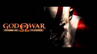 God of War Chains of Olympus Soundtrack ♫ Battle With Charon