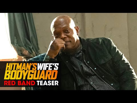 The Hitman's Wife's Bodyguard (Red Band Trailer)