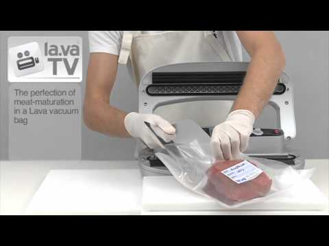 Vacuum Sealer for beef, meat and ham - the Video