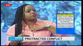 NEWS SOURCES: Protracted Conflict with Sharon Momanyi - 01/03/2017