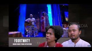 FOURTWNTY, Band Indie Yang Nyentrik   HITAM PUTIH (30/07/18) 3-4