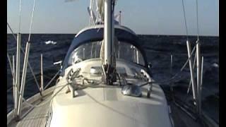 HR 29 Sailing at Baltic sea