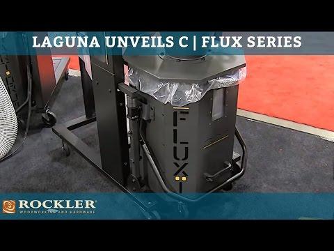 Laguna Unveils C | Flux Series Dust Collectors IWF 2016