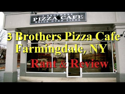 3 Brothers Pizza Cafe, NY- Review/Rant