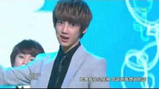 [繁中LIVE] 120128 Boyfriend - I'll Be There