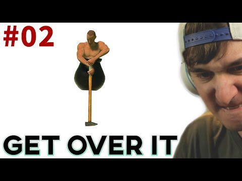 GETTING OVER IT | KÁMEN ÚRAZU | by PeŤan | #02