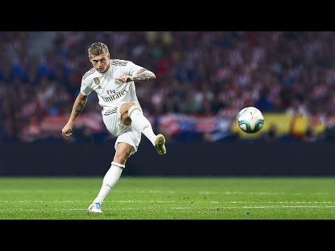Toni Kroos Signature Goal – The Kroos Finish