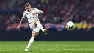Toni Kroos Signature Goal – The Kroos Finish
