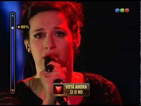 Repechaje: Diana Amarilla canta «Malo» – Elegidos