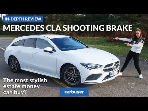 2021 Mercedes CLA Shooting Brake in-depth review - the most stylish estate money can buy?