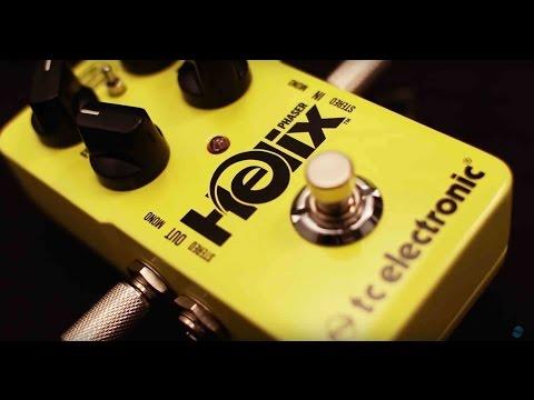 TC ELECTRONIC Helix Phaser Kytarový efekt