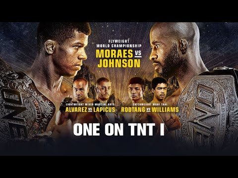 ONE on TNT 1: Все бои / All fights