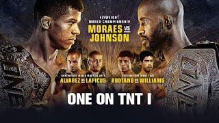 ONE Championship On TNT I – Tutti i match