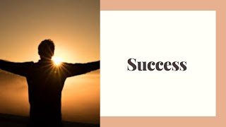 Napoleon Hill's Favorite Poem on SUCCESS