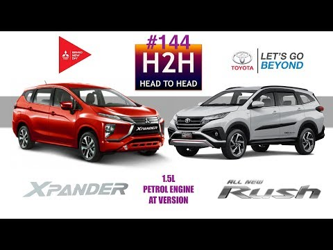 xpander vs grand new avanza toyota 2019 mitsubishi rush page 4