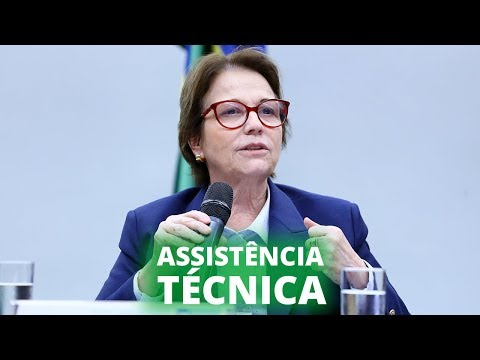 Ministra assina pacto pelo fortalecimento da extensão rural - 07/11/19