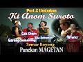 Wayang Kulit Limbukan - Ki Anom Suroto Gareng Semarang vs Cak diqin, Wiwid, Eka Kebumen Magetan II