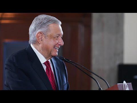 Avanza acuerdo con EU para el desarrollo de Centroamérica: López Obrador