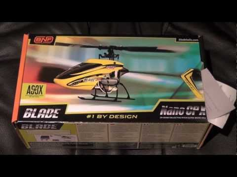 Blade Nano CPX Consumer Review and Flight Test