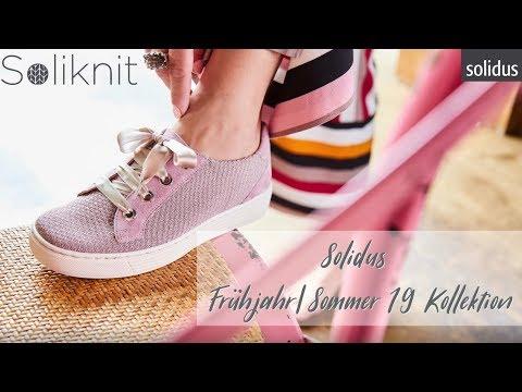 Solidus Schuhe im Frühjahr/Sommer 19
