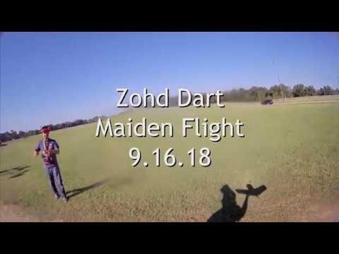 zohd-dart-maiden-flight