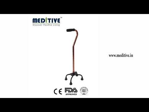 Meditive 4 Legs Walking Stick