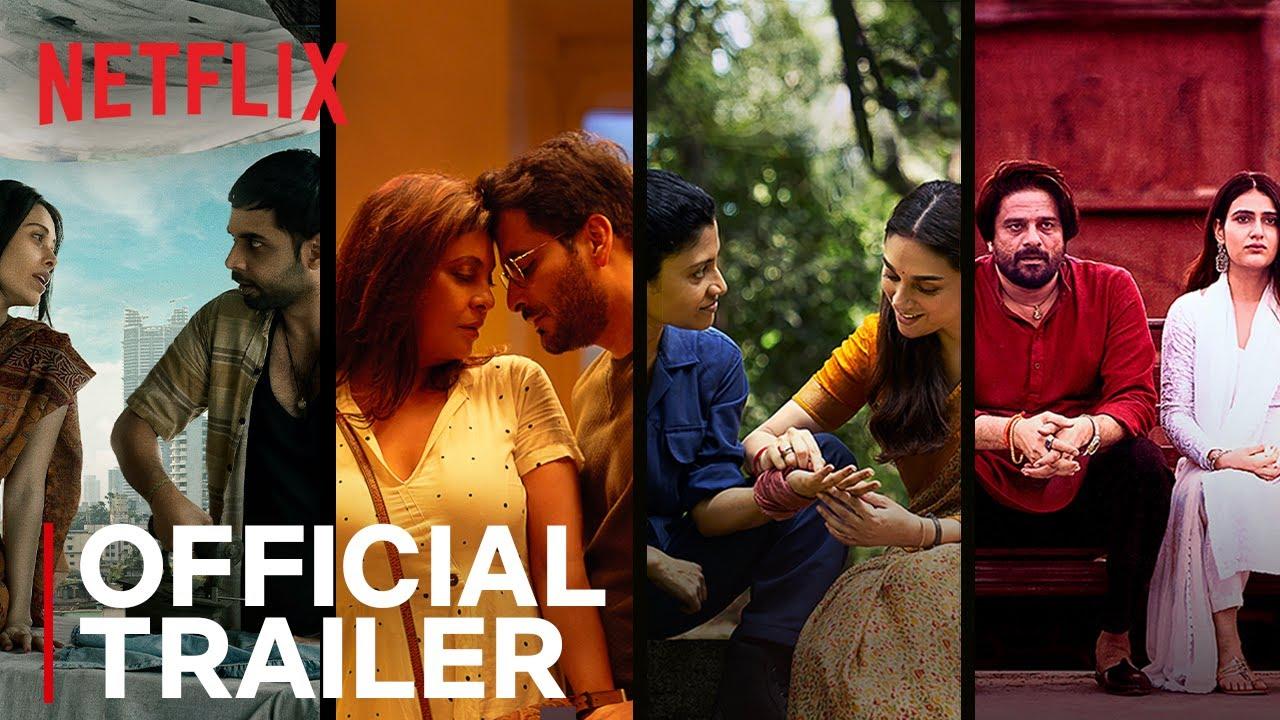 Ajeeb Daastaans   Official Trailer   Netflix India