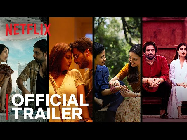 This Can't Get Any More Unusual!  Watch The Trailer Of Netflix's Ajeeb Daastaans Now