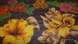 Одеяло-покрывало, из ненужных вещей и кусочков ткани  в технике пица