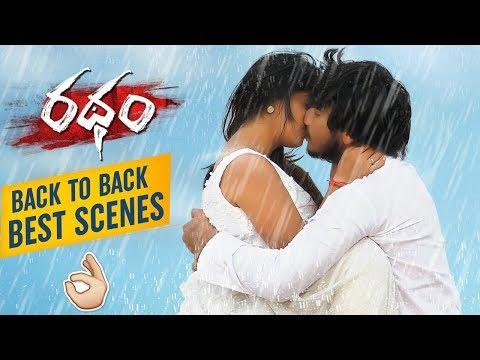Download Ratham Movie Back To Back Best Scenes | Geetanand | Chandni Bhagwanani | 2019 Latest Telugu Movies HD Mp4 3GP Video and MP3