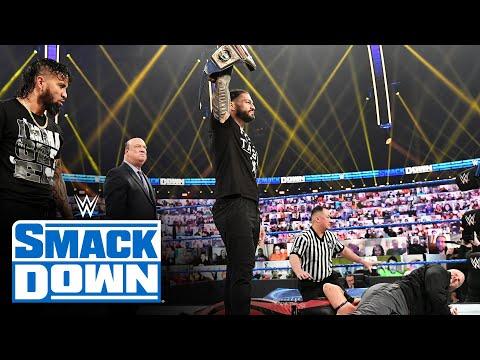Shinsuke Nakamura vs. Adam Pearce – Gauntlet Match Part 5: SmackDown, Jan. 8, 2021