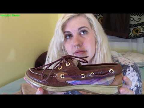Caroline shoe review, Sperry, heels, and flats