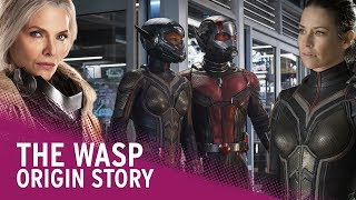 Who is the Wasp? | Superhero Origins