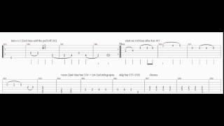 As The Crow Flies - Joe Bonamassa tab (intro, verse, chorus)