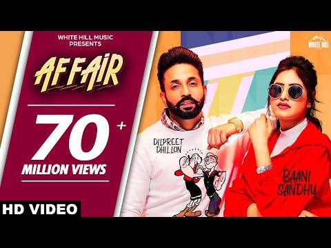 Download Affair (Full Video) Baani Sandhu ft Dilpreet Dhillon, Jassi Lokha | Latest Punjabi Song 2019 HD Mp4 3GP Video and MP3