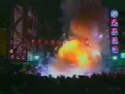 80年代北港虎將軍入廟 農曆三月十九 北港迎媽祖 - 北港迎媽祖